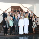 Finnish ambassadors accredited to the Middle East and North Africa (MENA) Visit Finland Oman School and GUtech Campus